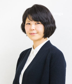 IMAOKA KEIKO<br>(いまおか けいこ)