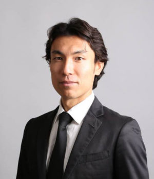 齋藤 慎治<br>(さいとう しんじ)